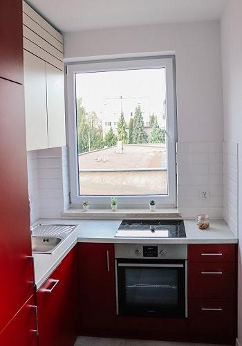 kuchnia - mieszkanie
