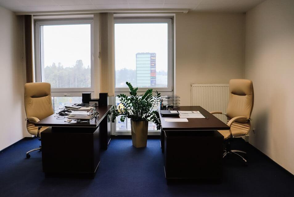biuro w Katowicach