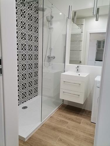 łazienka - mieszkanie na rzepakowej