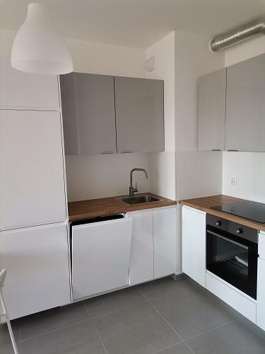 kuchnia - mieszkanie na rzepakowej