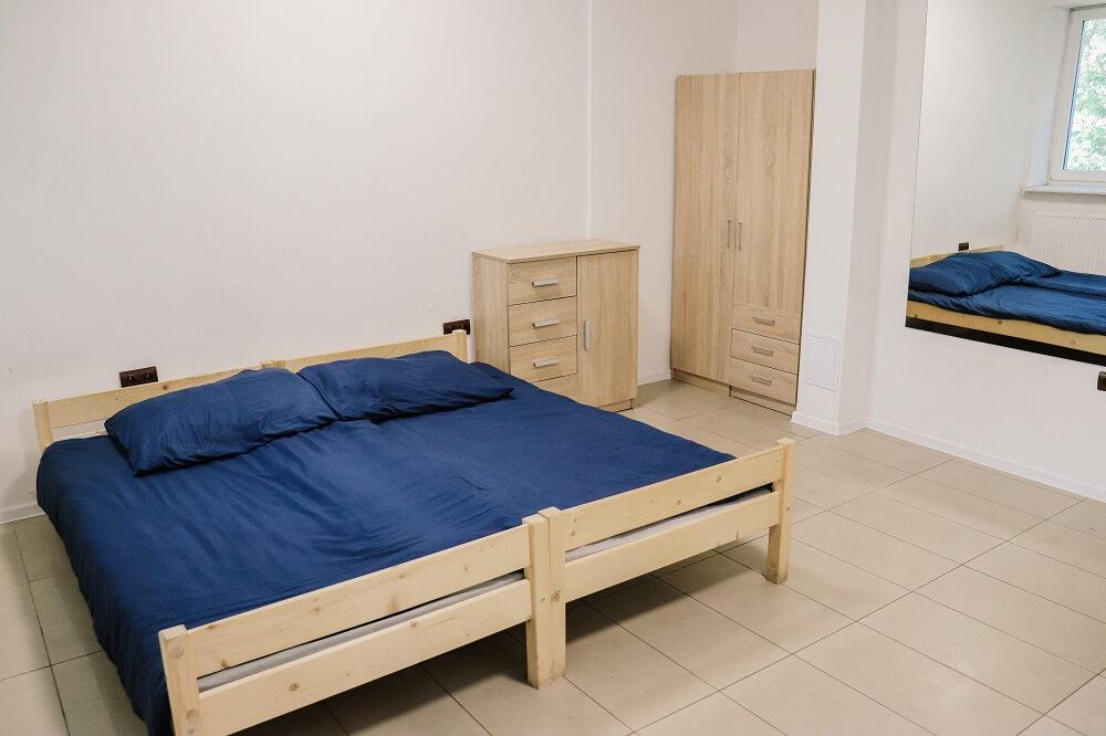 pokój dla pracowników ruda śląska