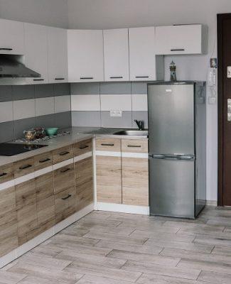 kuchnia - mieszkanie na ul. Strzelców Bytomskich