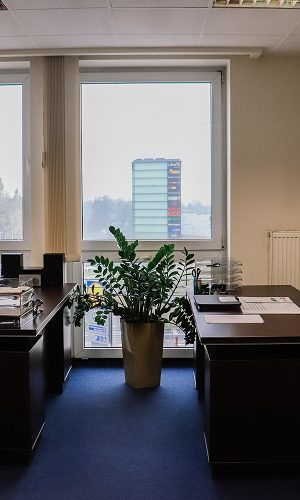 biuro Katowice ul. Kolejowa 57