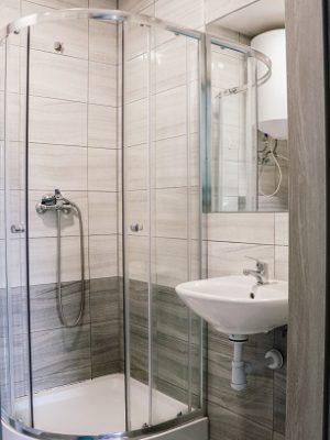 prysznic - lokal pracowniczy