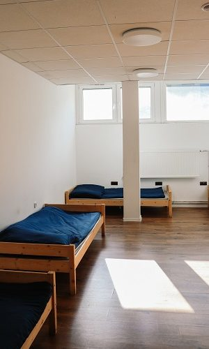 łóżka dla pracowników