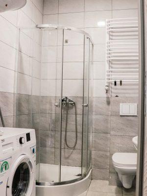 prysznic narożny
