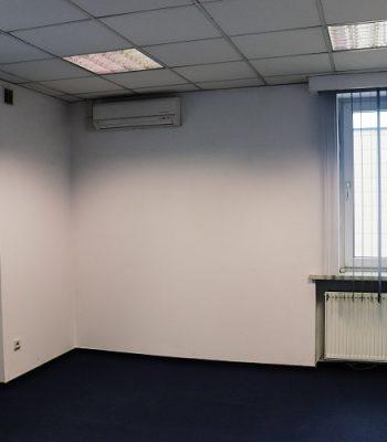 nieumeblowane biuro