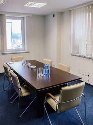 sala na spotkania pracowników
