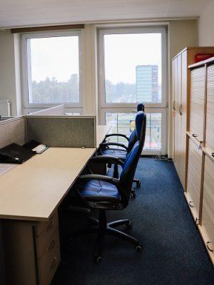 biuro dla pracowników