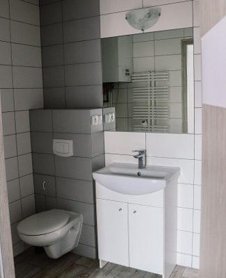 łazienka mieszkanie w chorzowie